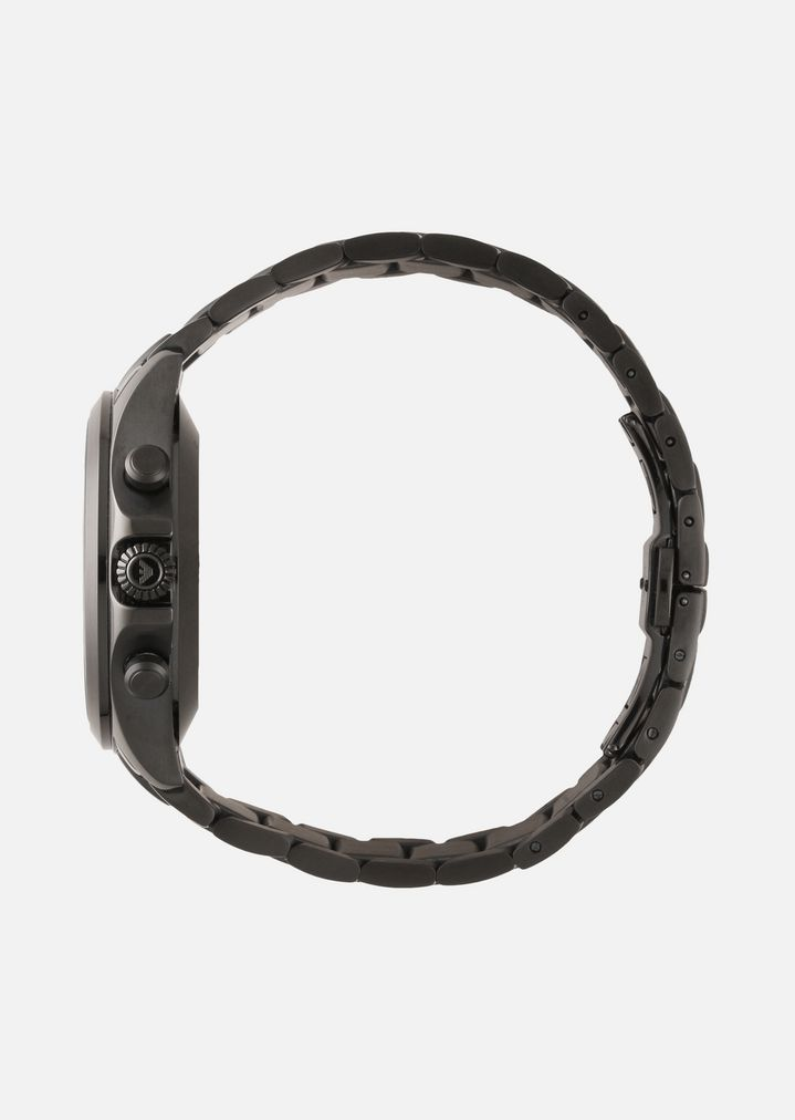 Emporio Armani Bracelet for Women On Sale, Grey, Stainless Steel, 2017, One Size