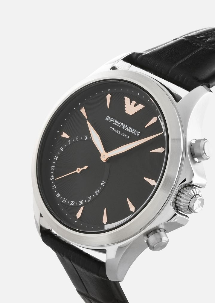 EMPORIO ARMANI HYBRID SMARTWATCH ART3013  Hybrid Watch Man a