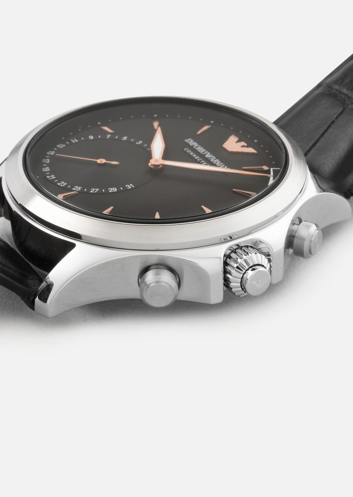 EMPORIO ARMANI HYBRID SMARTWATCH ART3013  Hybrid Watch Man c