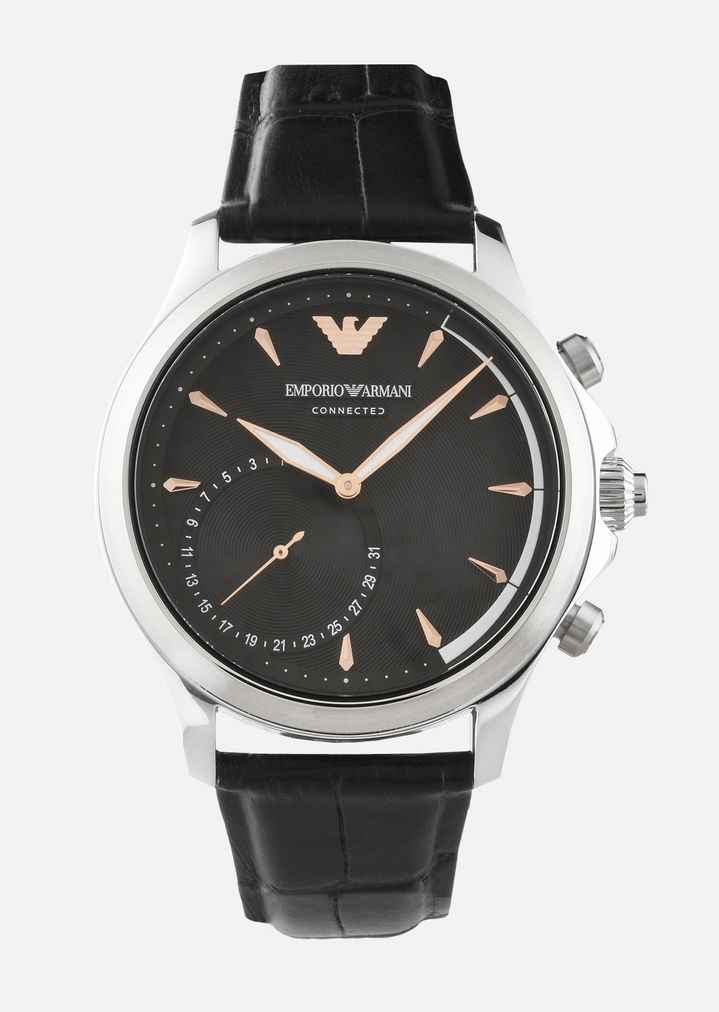 EMPORIO ARMANI HYBRID SMARTWATCH ART3013  Hybrid Watch Man f