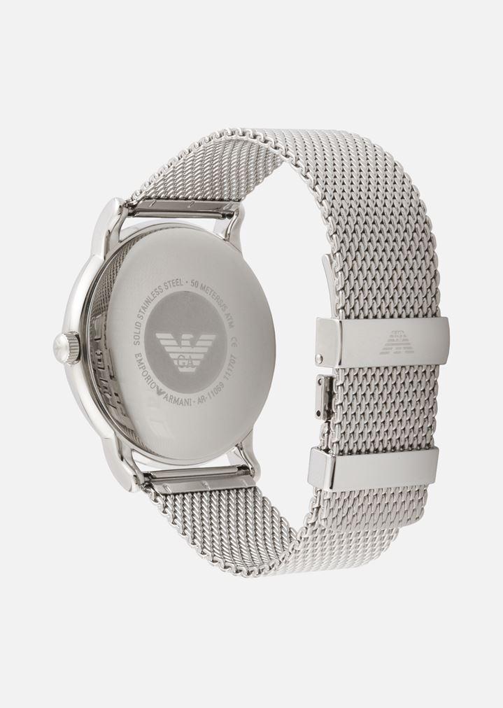 Veröffentlichungsdatum: aktuelles Styling San Francisco Quartz watch in stainless steel
