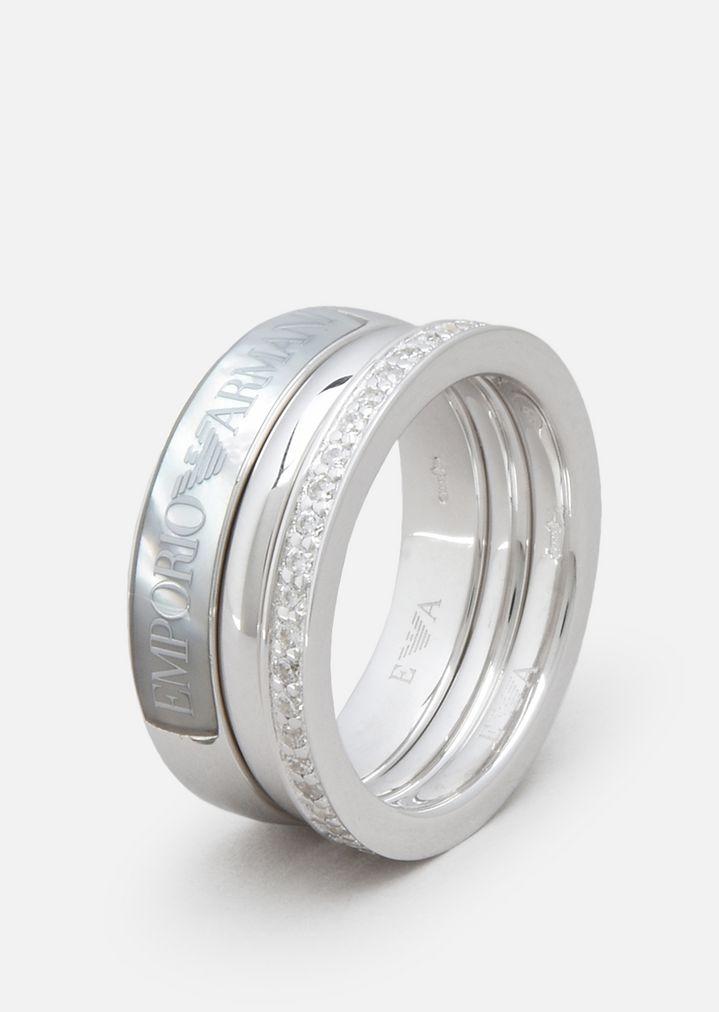 Emporio Armani Ring Woman F
