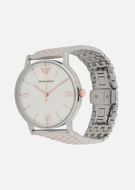 11093 stainless steel watch