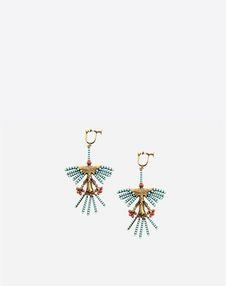 VALENTINO GARAVANI Earrings D Hummingbird earrings f
