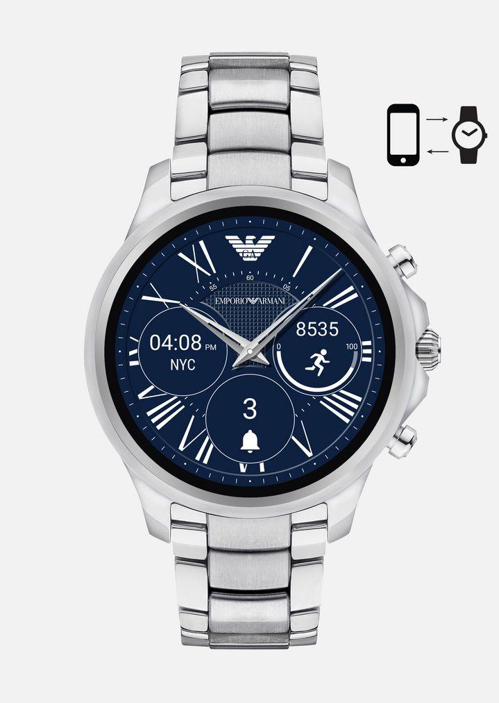 5c33208600e3 Smartwatch con pantalla táctil 5000