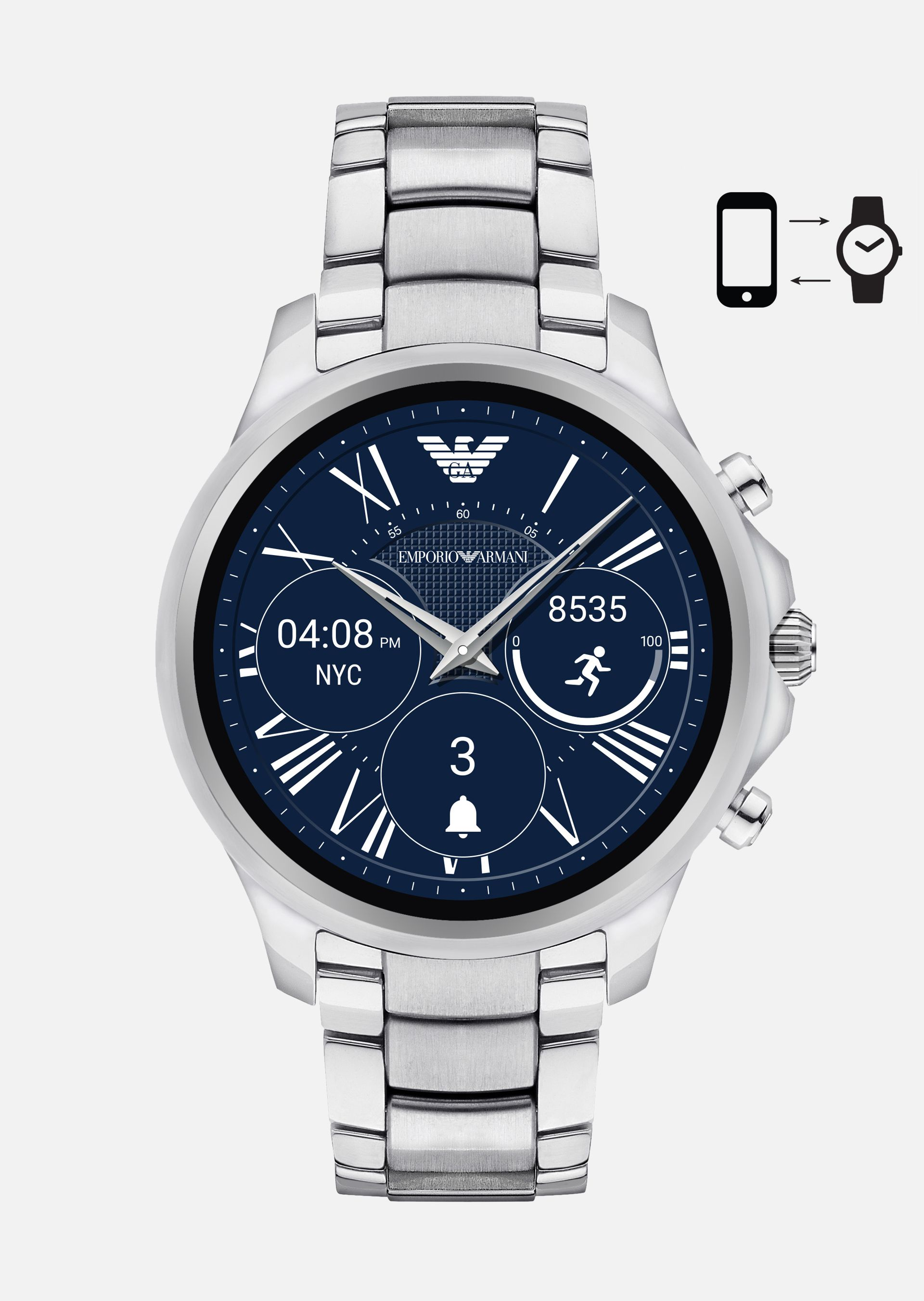 Touchscreen Smartwatch Art5000 for Men