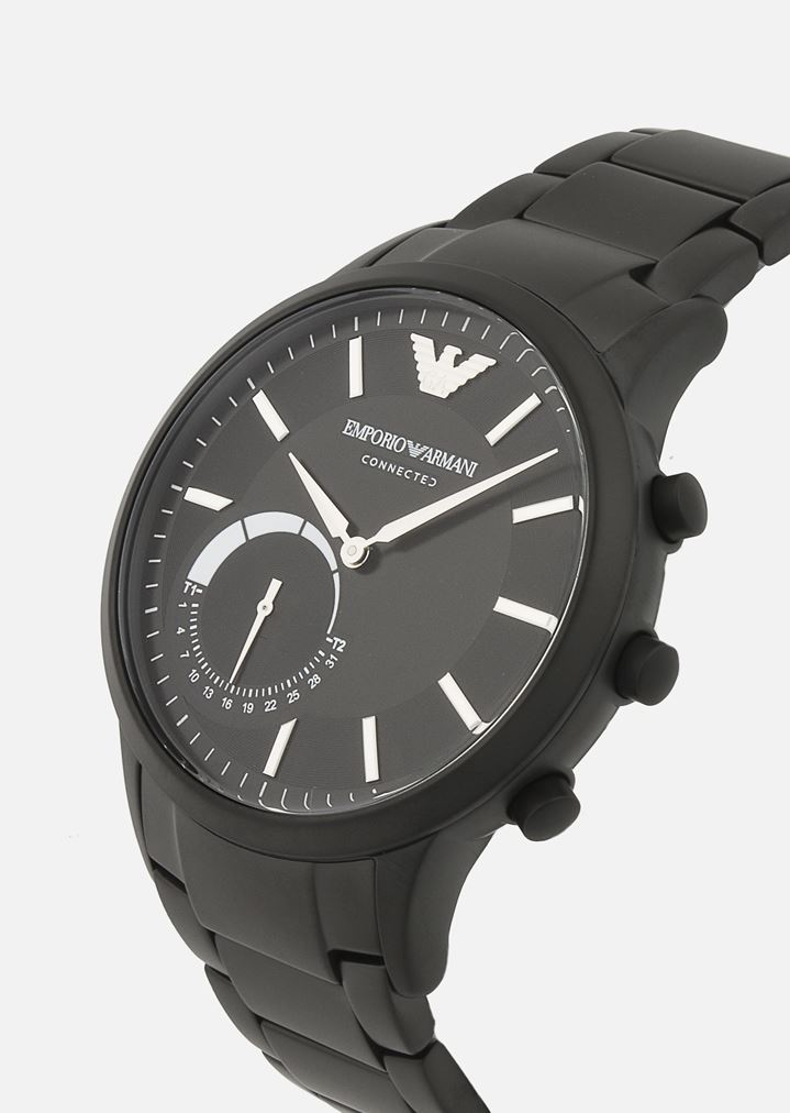 EMPORIO ARMANI 3001 Hybrid Smartwatch Hybrid Watch Man a