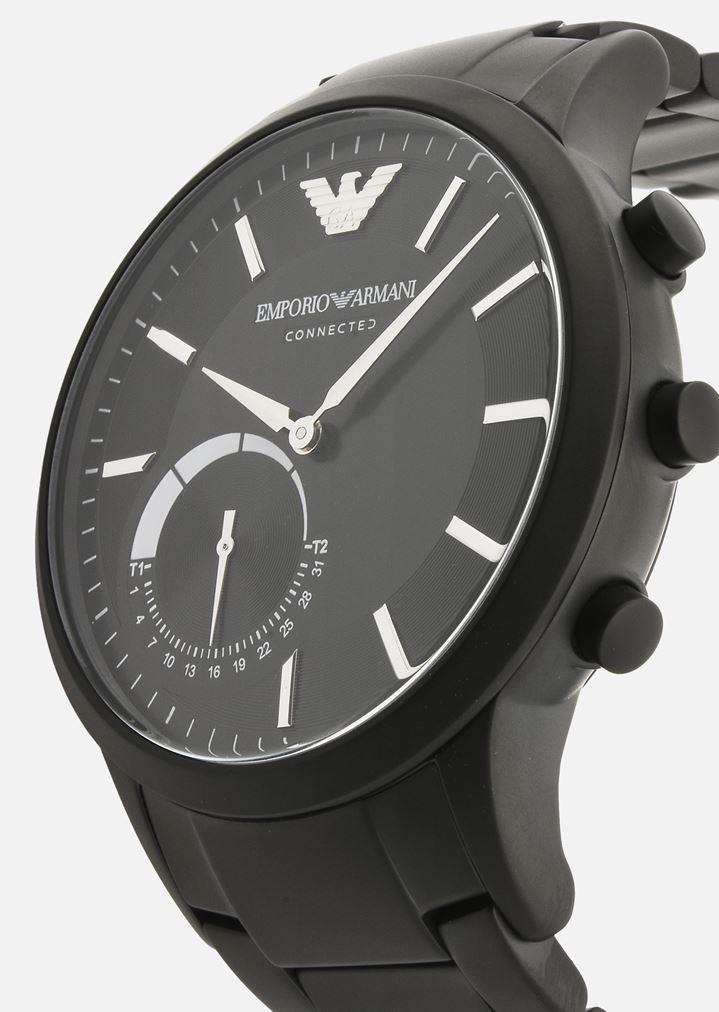 EMPORIO ARMANI 3001 Hybrid Smartwatch Hybrid Watch Man c