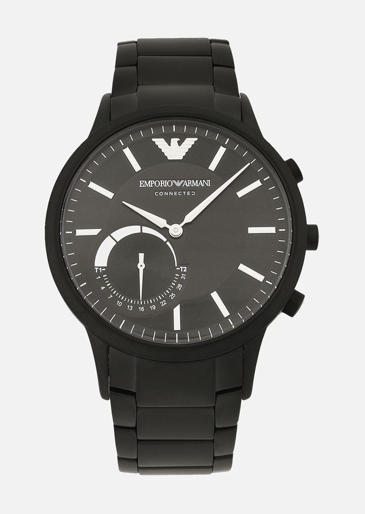 EMPORIO ARMANI 3001 Hybrid Smartwatch Hybrid Watch Man f