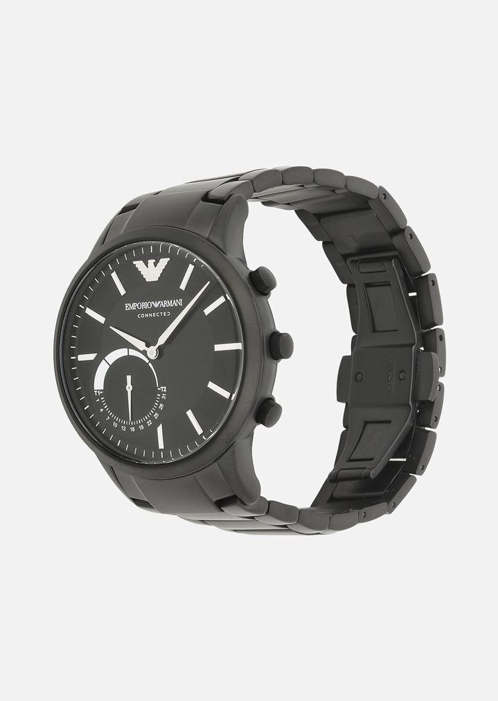 EMPORIO ARMANI 3001 Hybrid Smartwatch Hybrid Watch Man r