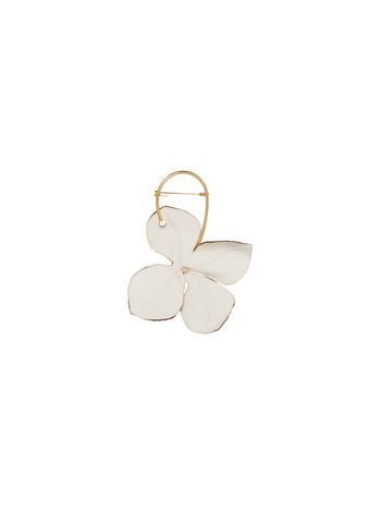 Marni Fabric flower pin Woman