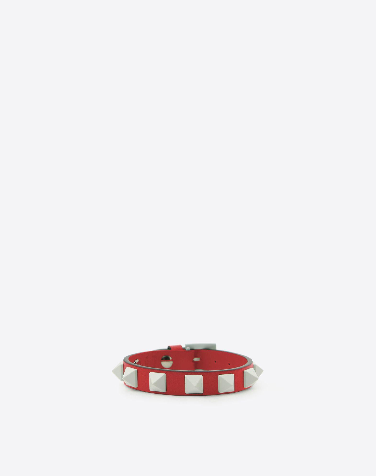 VALENTINO GARAVANI Rockstud Bracelet Bracelet D f