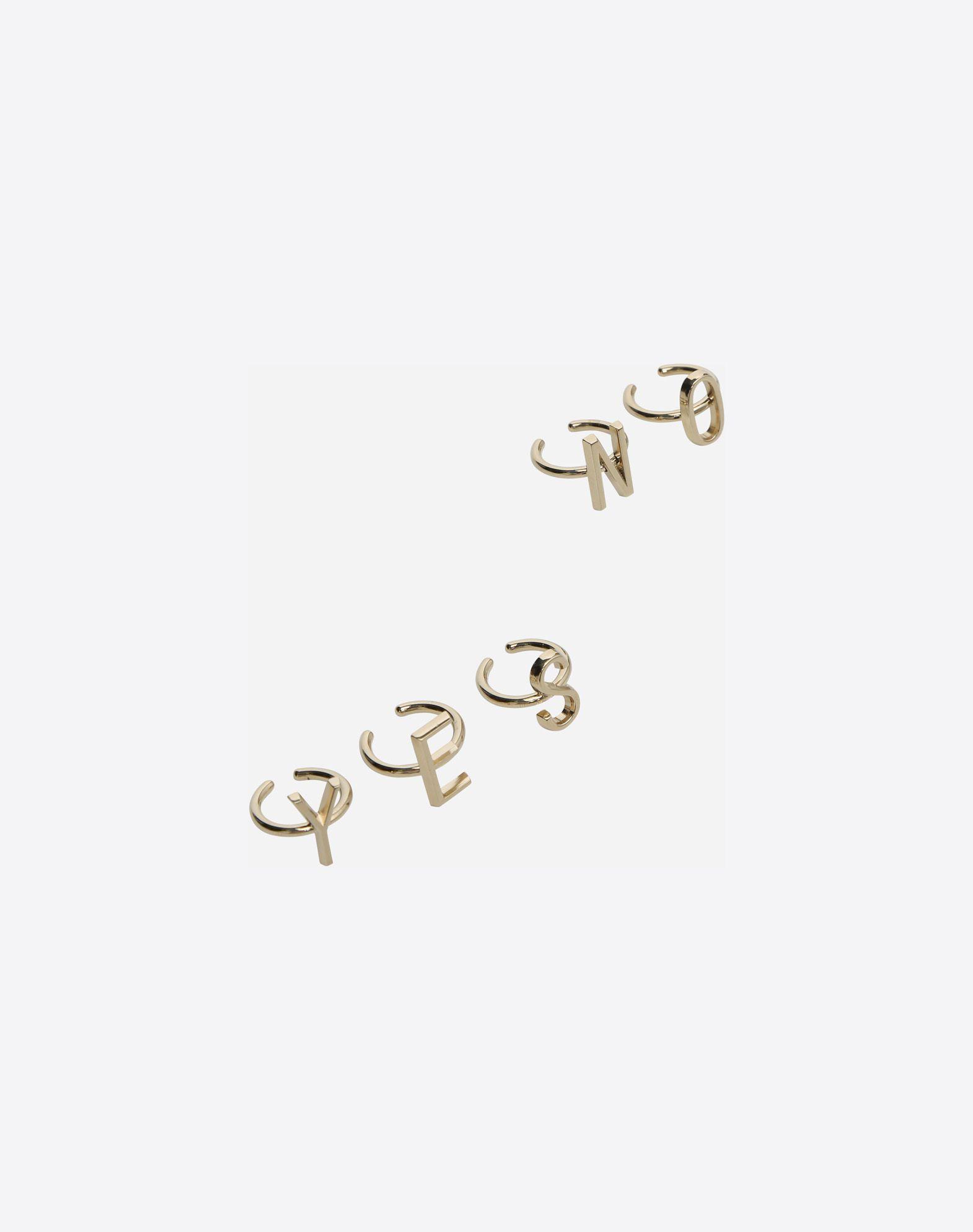 VALENTINO GARAVANI Ring Set Ring D r