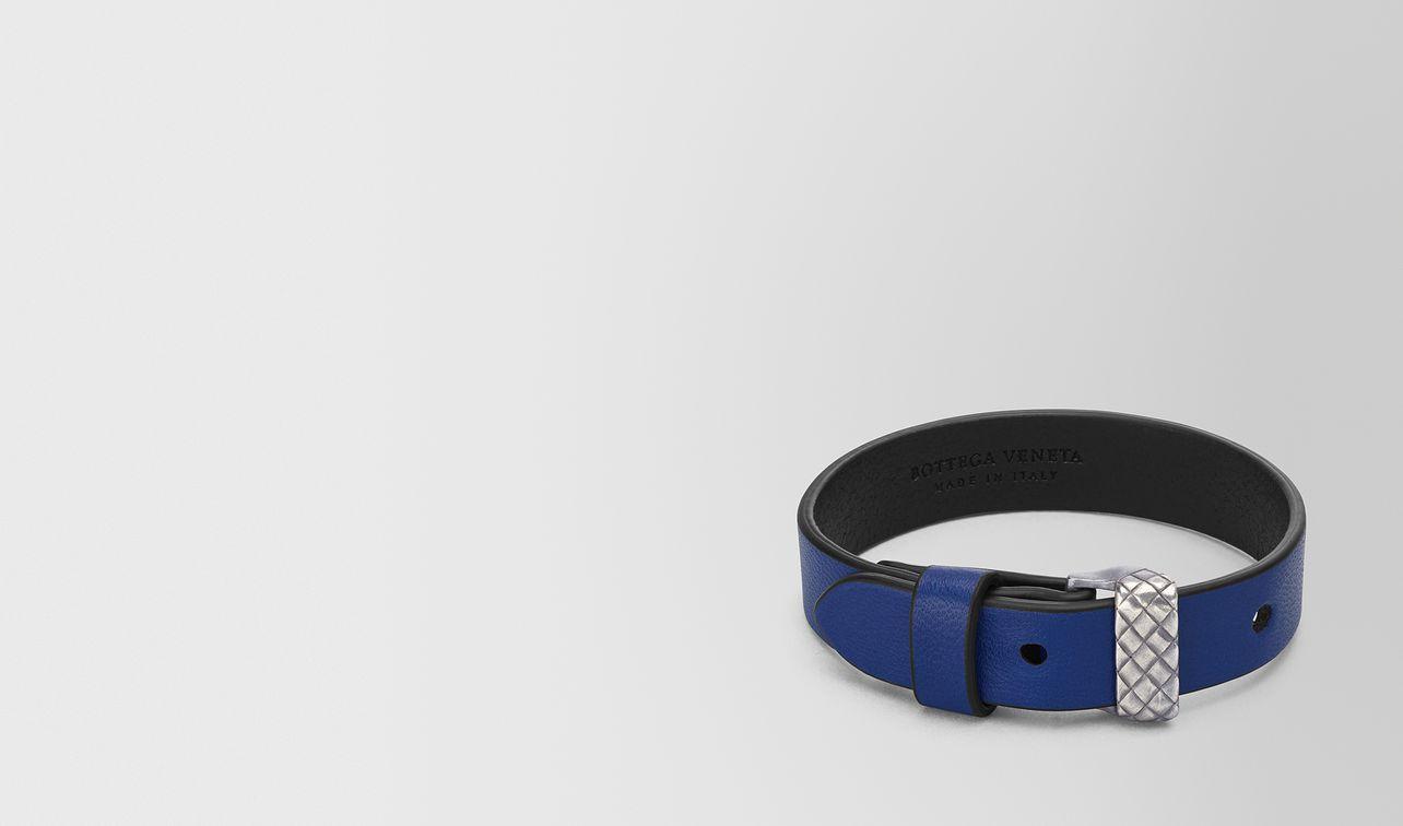 cobalt blue nappa bracelet landing