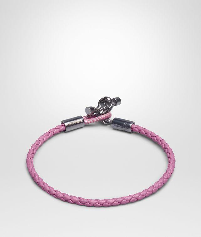 BOTTEGA VENETA TWILIGHT INTRECCIATO NAPPA BRACELET Bracelet Woman fp