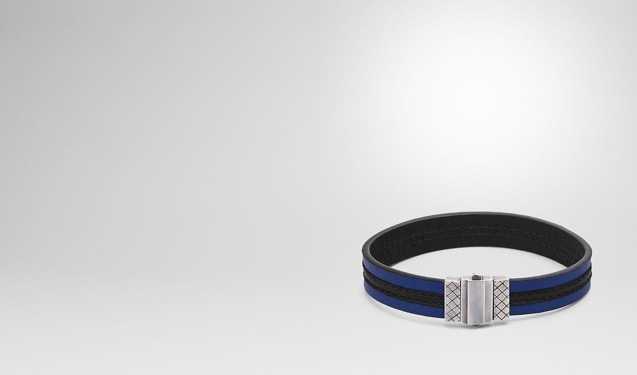 cobalt blue nero nappa bracelet landing
