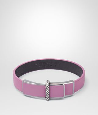 BRACCIALE IN NAPPA TWILIGHT CON SMALTO
