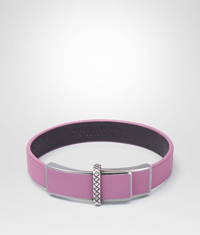 BOTTEGA VENETA TWILIGHT NAPPA ENAMEL BRACELET Bracelet Woman fp