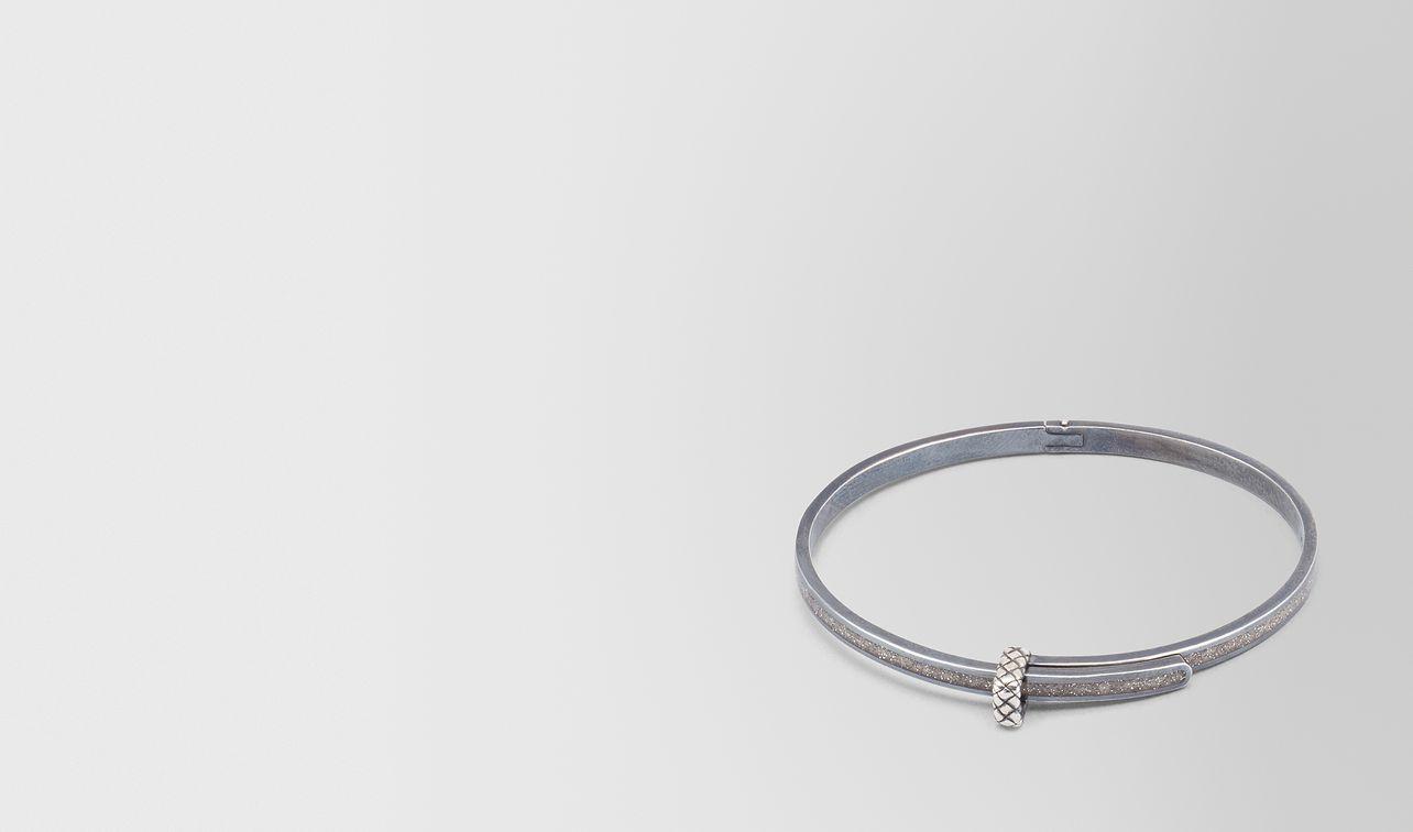 argento enamel oxidized silver bracelet landing