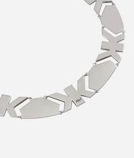 KARL LAGERFELD Art Déco K collier plastron  9_f