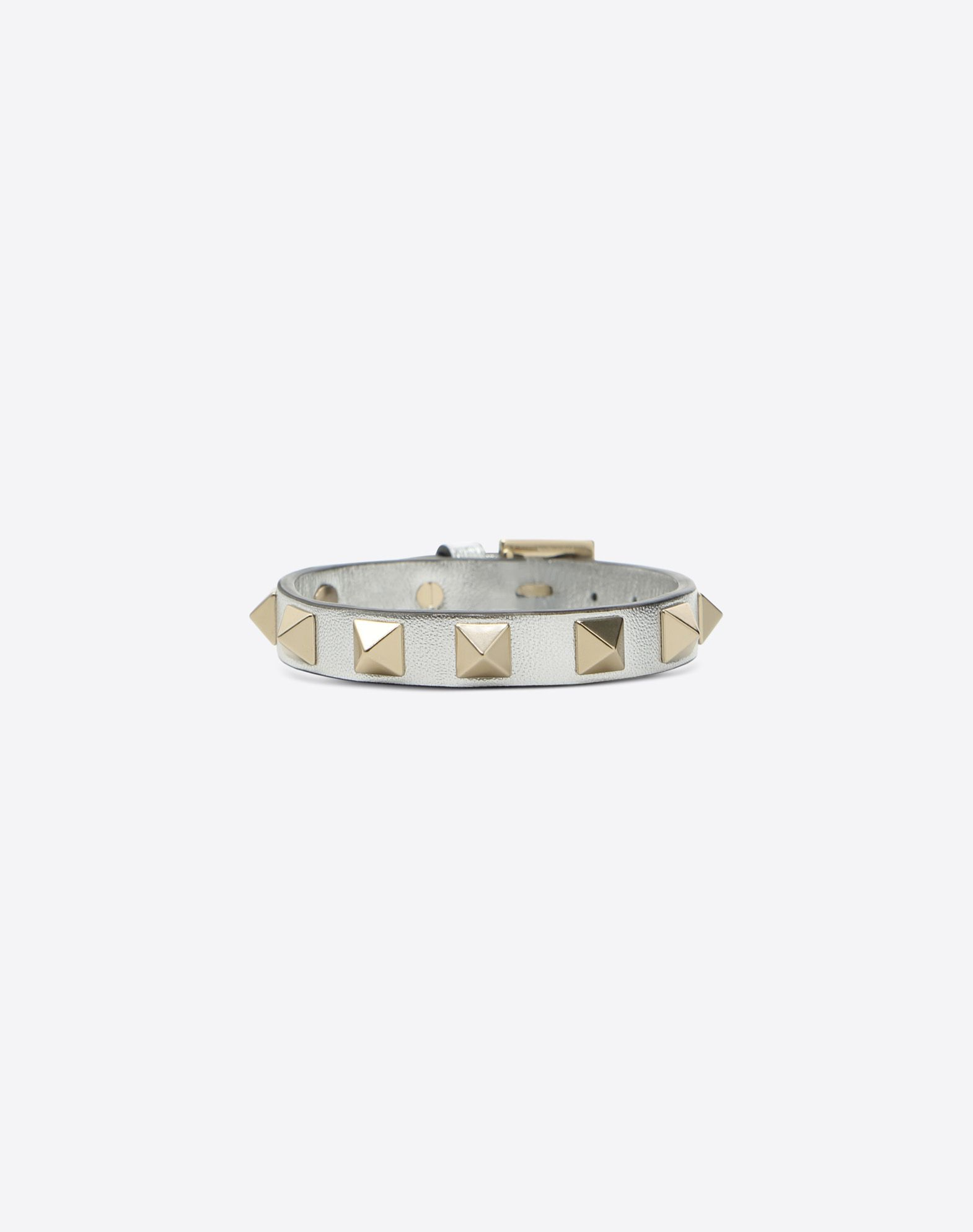 VALENTINO Studs Laminated effect Buckle  50202237sn