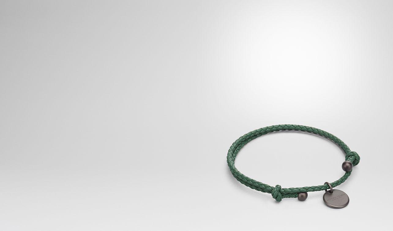 thyme intrecciato nappa bracelet landing