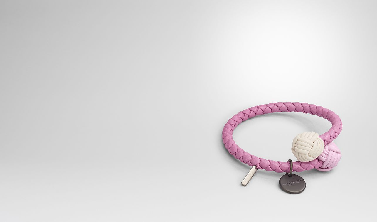 twilight intrecciato nappa multicolor bracelet landing