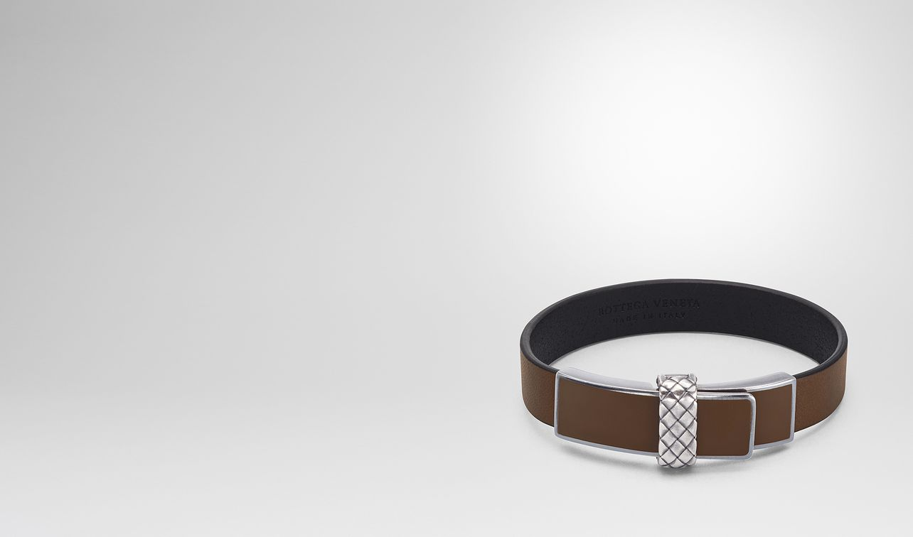 dark calvados nappa bracelet landing
