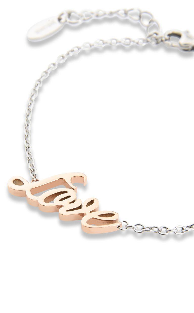 "JUST CAVALLI ANIMAL ""Love"" link bracelet Bracelet Woman e"