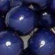 MARNI Orecchino Donna Orecchini a clip in resina blu z