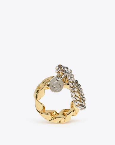 MM6 MAISON MARGIELA Ring D Chain ring f
