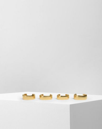 MM6 MAISON MARGIELA Ring D Set of 4 rings f