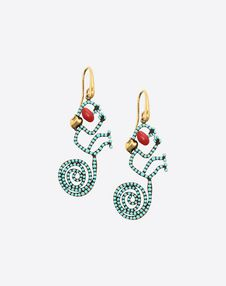 VALENTINO GARAVANI Earrings D Monkey earrings f