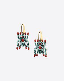 VALENTINO GARAVANI Earrings D Spider Earrings f