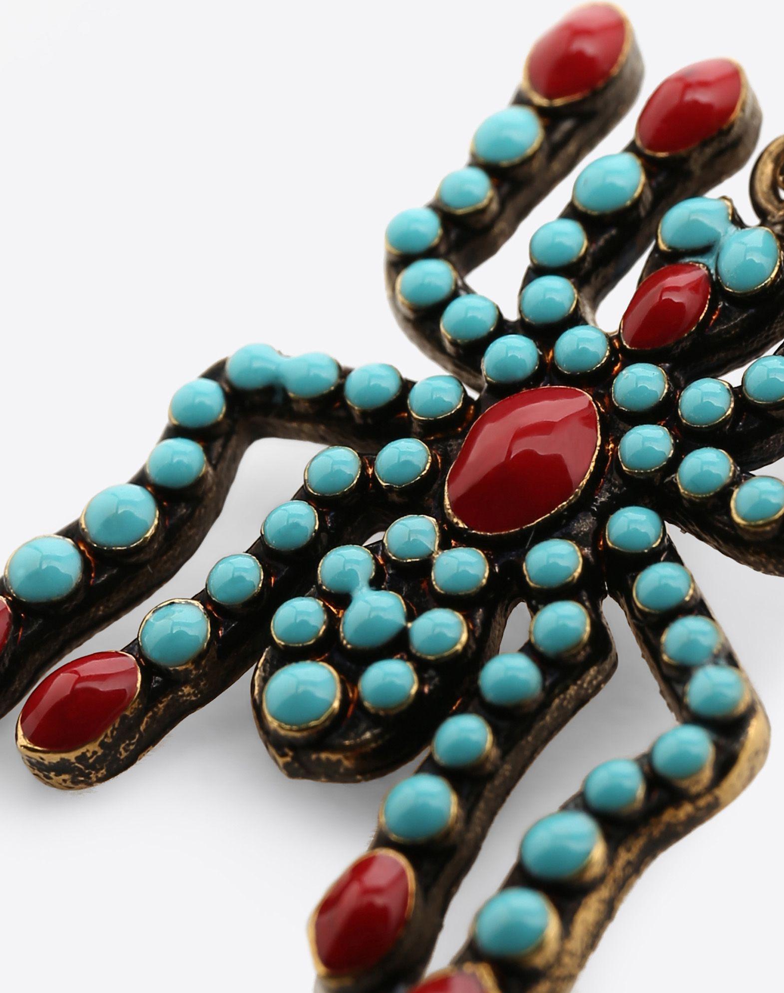 VALENTINO GARAVANI Spider Earrings Earrings D e