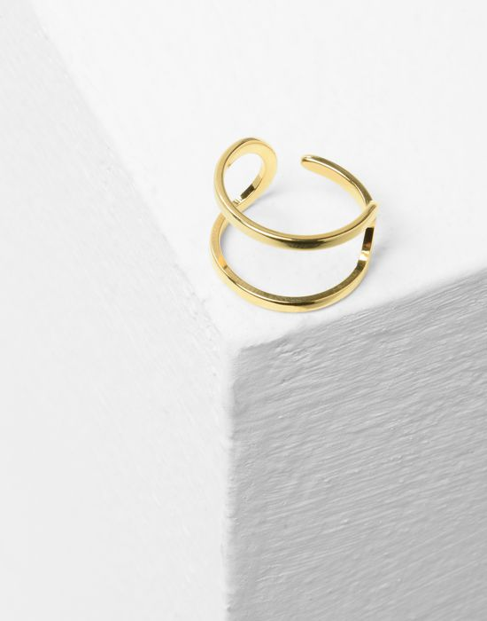 MM6 MAISON MARGIELA SIM card opener ring Ring Woman d