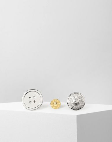 MM6 MAISON MARGIELA Earrings Woman Button earrings f