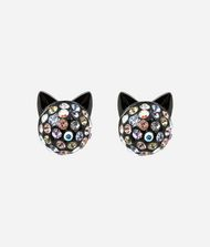 KARL LAGERFELD Boucles d'oreilles Cry Choupette Rainbow 9_f