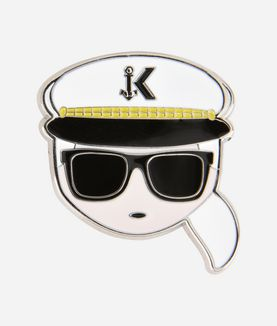KARL LAGERFELD CAPTAIN KARL PINS
