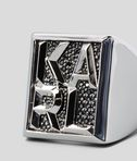 KARL LAGERFELD Ring Karl Block 8_r