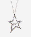 Long Necklace Star Signature