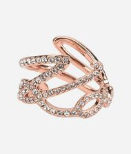 KARL LAGERFELD Ring Karl Signature Ring Woman f