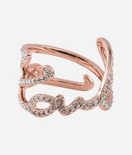 KARL LAGERFELD Ring Karl Signature Ring Woman r