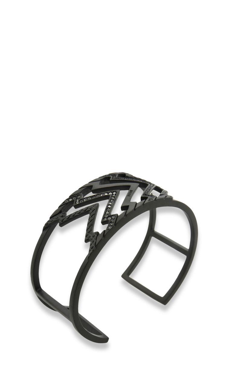 JUST CAVALLI GLAM-CHIC theme cuff Bracelet Woman d