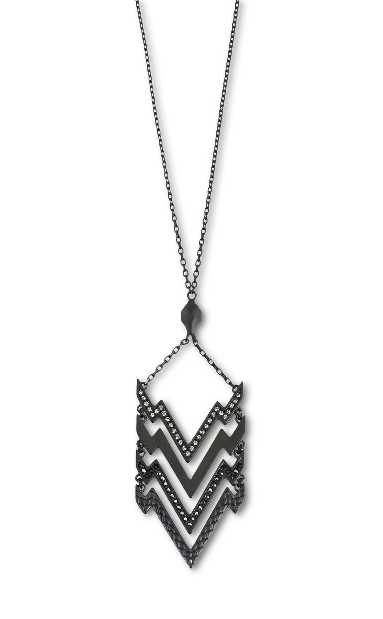 JUST CAVALLI GLAM-CHIC theme pendant necklace Necklace Woman e
