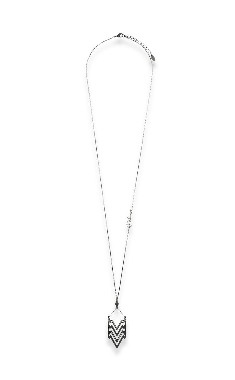 JUST CAVALLI GLAM-CHIC theme pendant necklace Necklace Woman f