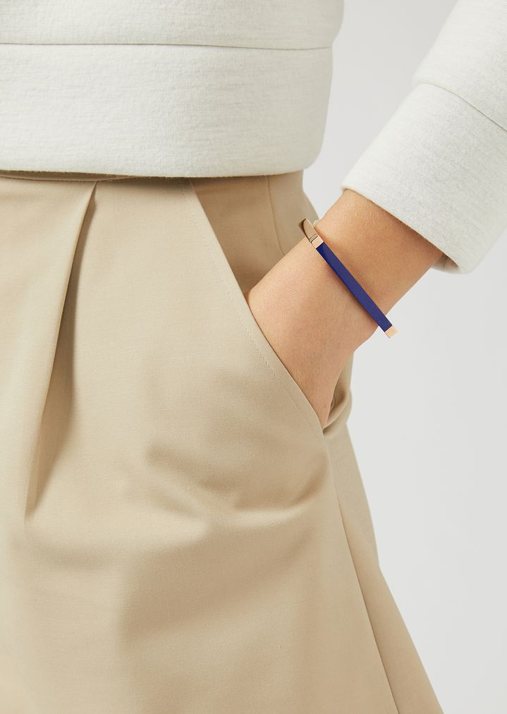 fb2d5a6abb Bracelet In Rose Gold Plated Stainless Steel | Woman | Emporio Armani