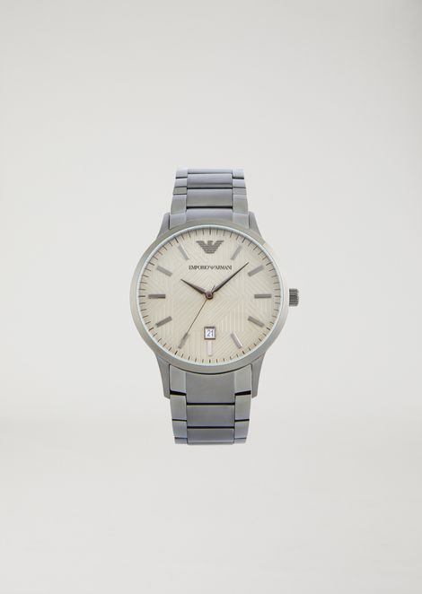 Stainless steel watch 11120
