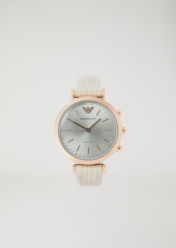 1b7df3d7c 3020 Hybrid Smartwatch | Woman | Emporio Armani