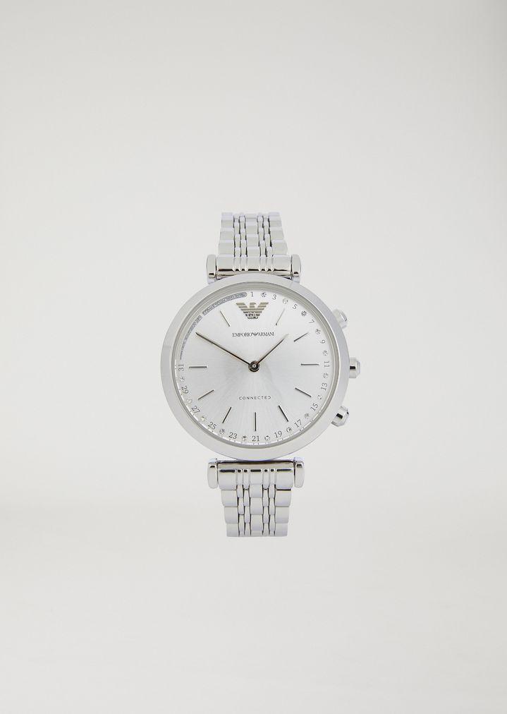 543b9d1b29 Smartwatch Hybrid 3018 | Mujer | Emporio Armani